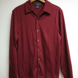 Banana Republic long sleeve button down sz M
